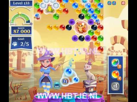 Bubble Witch Saga 2 level 133
