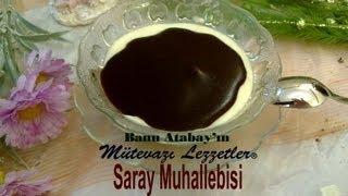 Saray Muhallebisi Tarifi