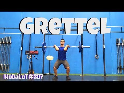 CrossFit Benchmark Workout | Grettel // WoDaLoT#307 par WoDaLoT.