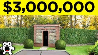 You'd Laugh At The Price Of This Mansion, Until You Look Inside