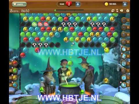Bubble Witch Saga level 153