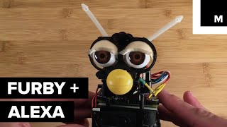 Somebody combined Furby with an Amazon Echo to make 'Furlexa'