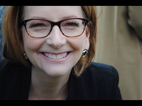 The Prime Ministership of Julia Gillard - 'Take Your Best Shot' [HD] Life Matters, ABC RN