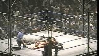 Undertaker Vs. Brock Lesnar-WWE Title (Steel Cage)Pt.2