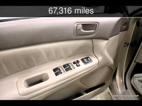 2002 Toyota Camry LE Used Cars - Plano,TX - 2014-01-17