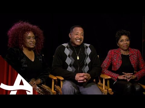 Exclusive interview with The Waters- 20 Feet From Stardom | MFG Film Festival | Movies for Grownups