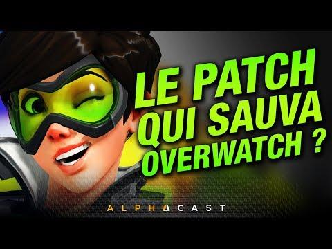 Le Patch qui vous fera rejouer en Ranked : Role Select / Honor ► PTR Overwatch