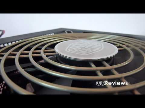 #49: Cooler Master Silent Pro Gold 800W Power Supply Review (CCReviews)
