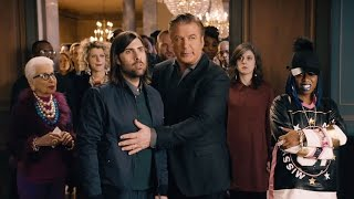 Alec Baldwin's Super Bowl Party ft Missy Elliot, Jason Schwartzman, and Dan Marino