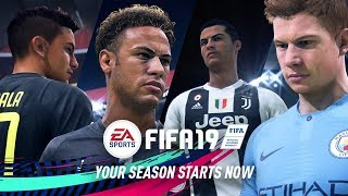 FIFA 19 - Demó Trailer