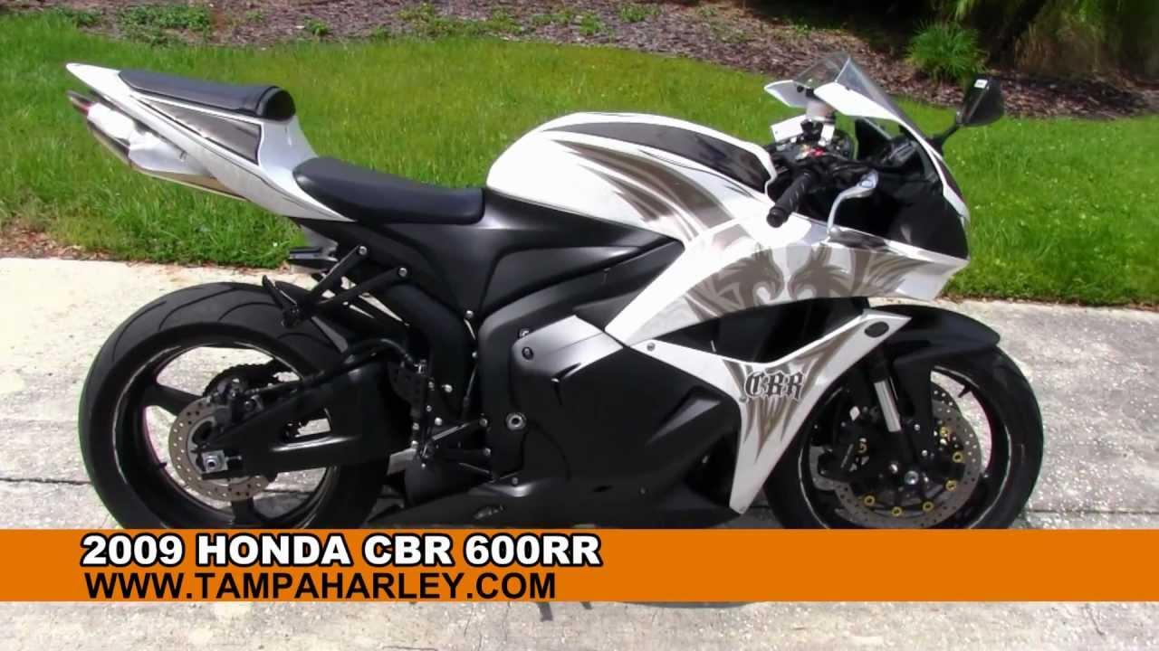 Honda Panama City >> Used 2009 Honda CBR600RR Sportbike for Sale - YouTube