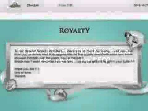 How to become Stardoll Royalty, Easy steps to become Stardoll Royalty!
