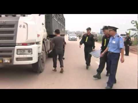 VTC14_Đề xuất nâng mức xử phạt với chủ xe chở quá tải
