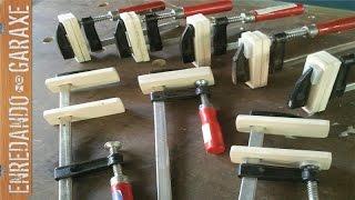 Arreglo fácil  para los sargentos de carpintería baratos.