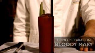 Como preparar un Bloody Mary