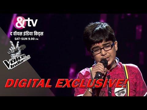 Moksh Gulhati Performs On Slow Motion Angreza | Sneak Peek | The Voice India Kids - Season 2
