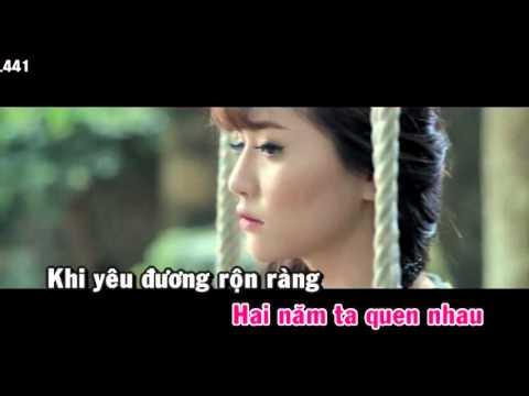 [ Karaoke ] Khoẳng lặng