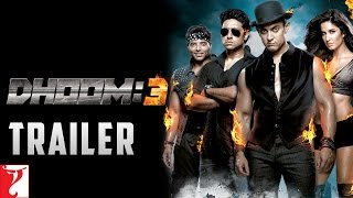 DHOOM:3 Trailer With English Subtitles