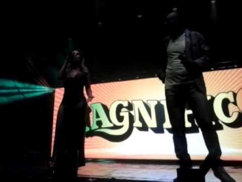 Abertura do Show da Banda Magníficos Exclusive - Amor Errado