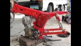 L2 Yamaha Re Engine 155 Tmx Honda