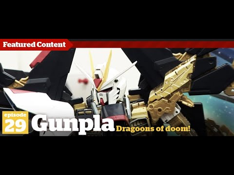 Gunpla - Episode 29 - Gundam - Tutorial - Building - Kit reviews