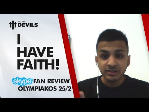 I Have Faith! | Olympiakos 2-0 Manchester United | Champions League REVIEW