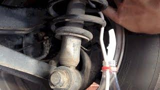 Como cambiar el líquido de frenos de un coche