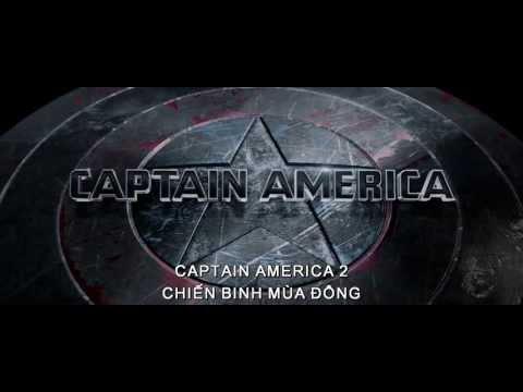 Captain America: Chiến Binh Mùa Đông - Trailer