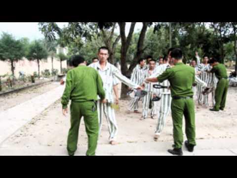 Tù nhân nổi dậy ở trại giam Z30A Xuân Lộc, Đồng Nai