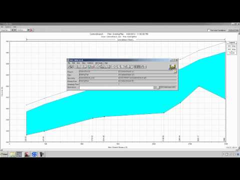 HEC-RAS and Civil 3D, Part 3 of 3