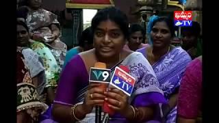 ఖమ్మం హరిహరా క్షేత్రంలో దేవీ శరన్నవరాత్రులు (వీడియో)