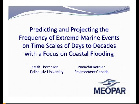 ICLR Friday Forum: Marine risks and coastal flooding (May 23, 2014)