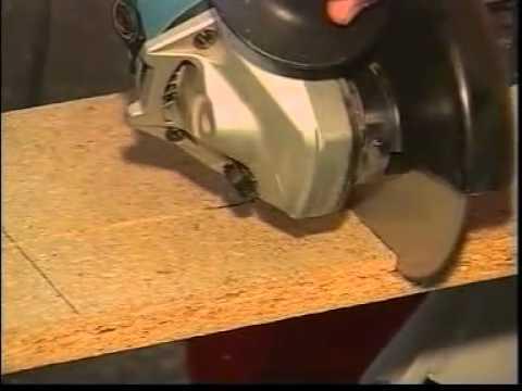 Disco corte madera para amoladora youtube - Disco madera amoladora ...