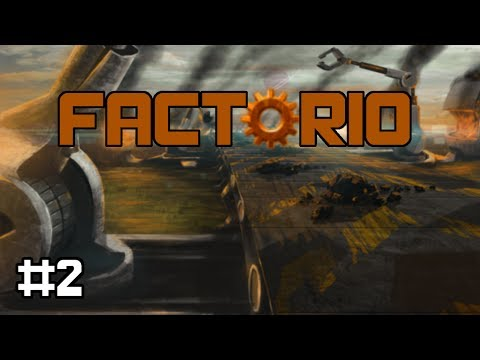 Factorio - Offshore Pumped For More (Ep 2)