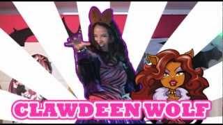 Show Monster High Con Recreolandia