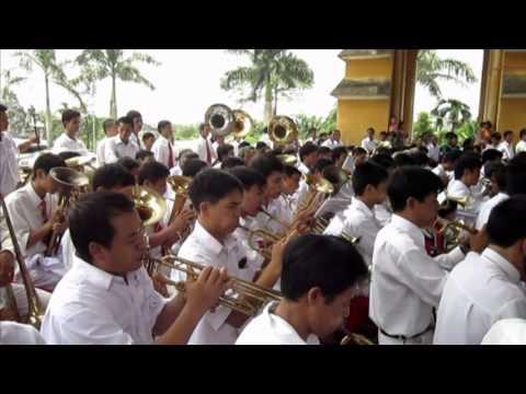Xứ Phú Ốc - Đội kèn chầu Thánh Thể 12-08-2012