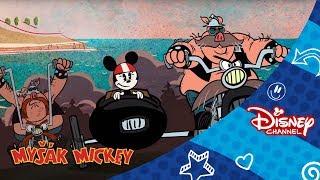 Mickey Mouse - Cestní piráti