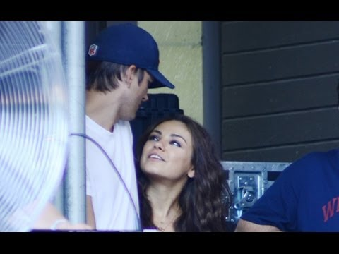 Mila Kunis and Ashton Kutcher are Engaged! Former That '70s Show Stars are Ready to Get Hitched