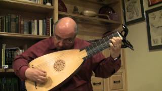 Chaconne by J Losy (Logy) for Baroque Lute view on youtube.com tube online.