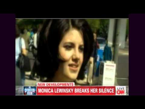 Lewinsky steps back in the spotlight