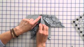 How To Sew A Beginner Eight-Point Star Quilt Block By