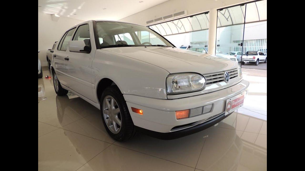 Golf GLX 1997 Aut Vendido com 41.000 km