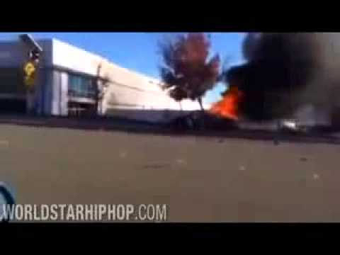 PAUL WALKER Death Video captured on LIVE!!