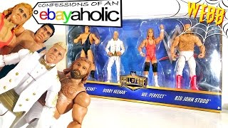WWE HEENAN FAMILY Confessions of an Ebayaholic Episode 90