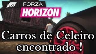 Todos Carros De Celeiro Encontrado ! Forza Horizon Xbox