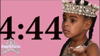 "Blue Ivy drops freestyle on Jay-Z's 4:44 album ""Boom Shaka Laka"""