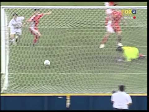 Uzbekistan V China   Goals   18july07