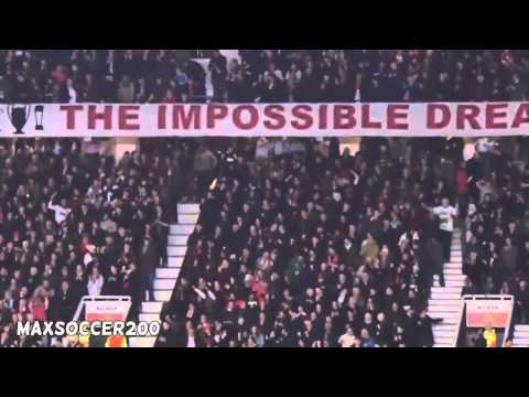 Robin van Persie Amazing Freekick with Olympiakos