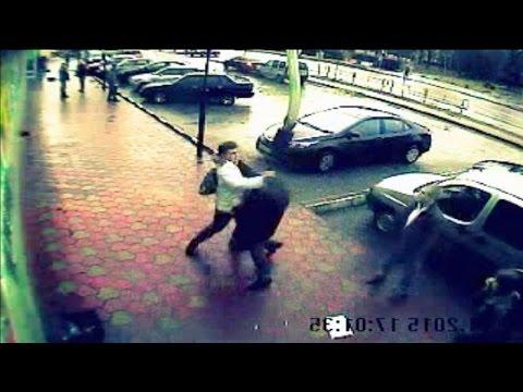 Один против всех ! уличная драка 21+ - drakoff.ru