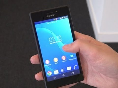 Sony Xperia M2 is an affordable Android phone